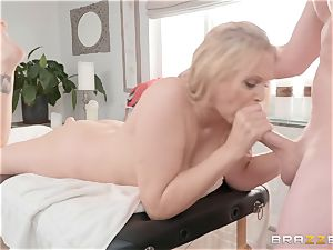 Julia Ann gets groped inwards and out