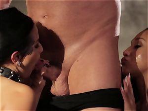 Vicki pursue and Katrina Jade want more than hookup