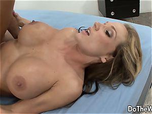 wife Nikki Sexx Cuckolds Her dark-hued hubby