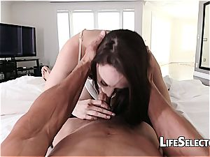 pound day with Chanel Preston