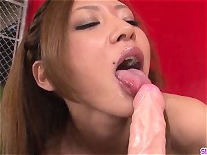 supreme asian point of view fuckfest with ultra-cute model Mio Kuraki
