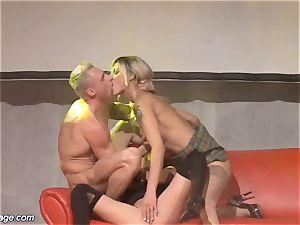 three way smash lovemaking in public