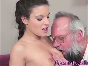 little nubile gets romped