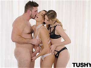TUSHY Do ass fucking with my boyfriend