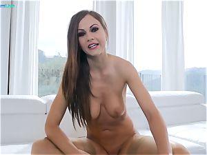 handsome nymphomaniac Tina Kay ultra-kinky anal ravaging