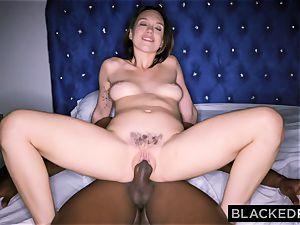 BLACKEDRAW Smoking Swinger wife attempts black prick
