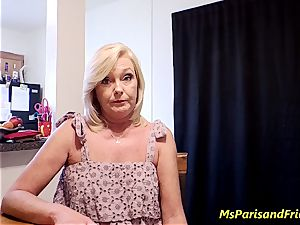 Ms Paris and Her amateur Theater
