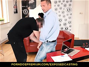 revealed audition - Taissia Shanti ravaged firm in her booty