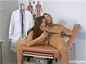 Nurse Keisha Grey Fulfils Her Patient's dream