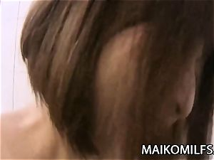 Norie Takahata - spectacular JAV mom bashed And Creamed