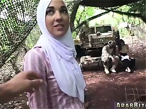 Arab man blond girl and duo fuck-fest Home Away From Home Away From Home