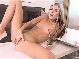 Finger plowing Gina Gerson With fucktoy