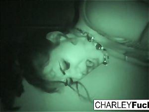 Charley's Night Vision inexperienced romp