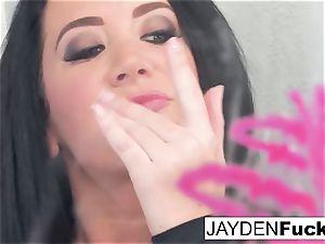 Jayden determines To have fun With Her extraordinaire cunny
