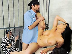 Romi Rain - My hubby should know how to nail a real boys