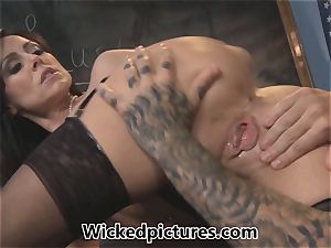 drowsy student is pulverized by instructor Kendra fervor