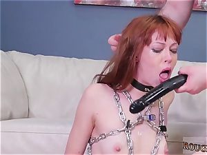 jizz in cougar vulva and thin amateur harsh rectal xxx Slavemouth Alexa