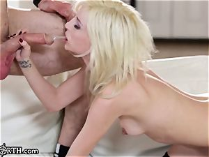 Piper Perri rails That man meat Like a greedy super-bitch